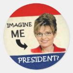 Pegatinas Antis-Palin