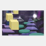 Pegatinas artísticos de las escaleras infinitas