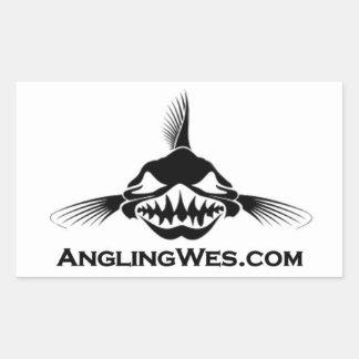 pegatinas de AnglingWes.com