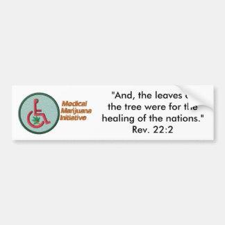 Pegatinas de Bumper™ del 22:2 de la revelación Pegatina Para Auto