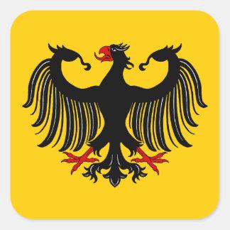 Pegatinas de Eagle del alemán