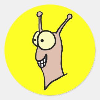Pegatinas de Escargot