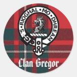 Pegatinas de Gregor del clan