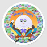 Pegatinas de Humpty Dumpty