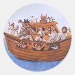 Pegatinas de la arca de Noah