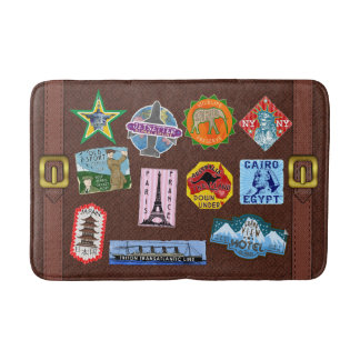 Pegatinas de la maleta del World Travel del