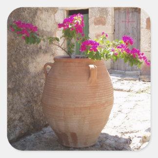 Pegatinas de la urna