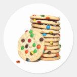 Pegatinas de las galletas