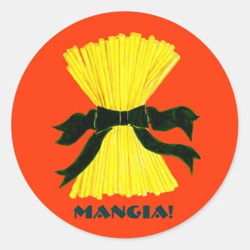 Pegatinas de MANGIA