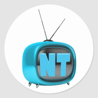 Pegatinas de NanotubeTV