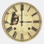 Pegatinas de observación del reloj