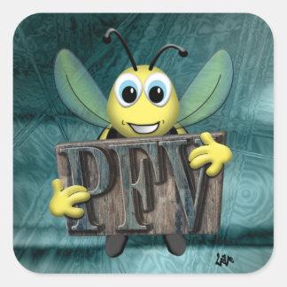 Pegatinas de PFV