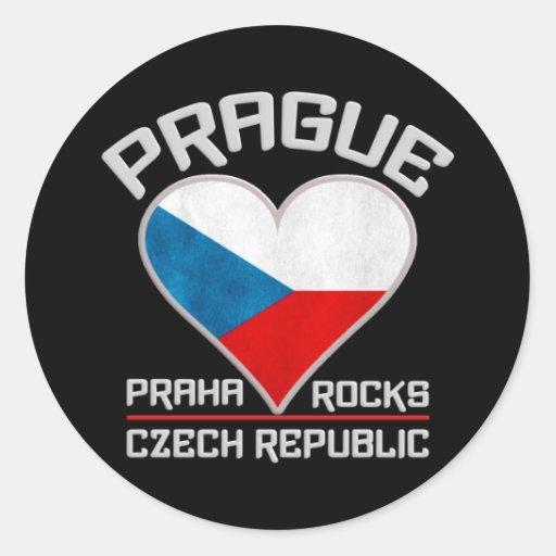 Pegatinas de PRAGA