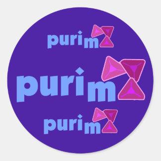 Pegatinas de Purim