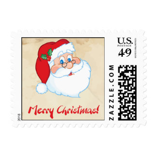 Pegatinas de Santa de las Felices Navidad Envio