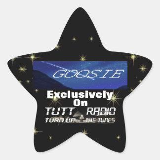 Pegatinas de Tutt Goosie de radio
