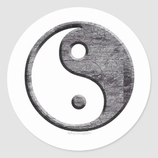 Pegatinas de Yin Yang