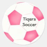 Pegatinas del balón de fútbol