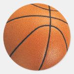 Pegatinas del baloncesto