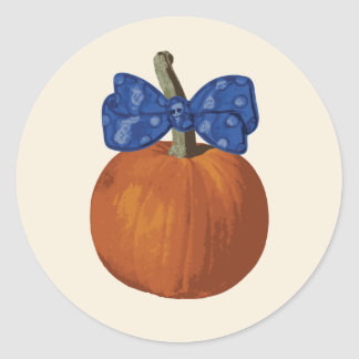 Pegatinas del bebé de Halloween Pegatina Redonda