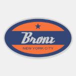 Pegatinas del *Bronx