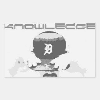 Pegatinas del conocimiento