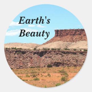 Pegatinas del desierto de Mojave