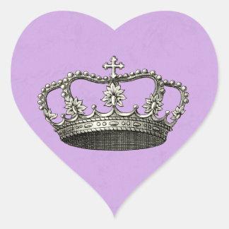 Pegatinas del favor de la princesa fiesta de bienv