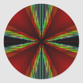 Pegatinas del Matemáticas-ARTE