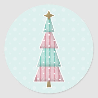 Pegatinas del navidad del caramelo