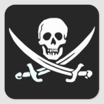 Pegatinas del pirata