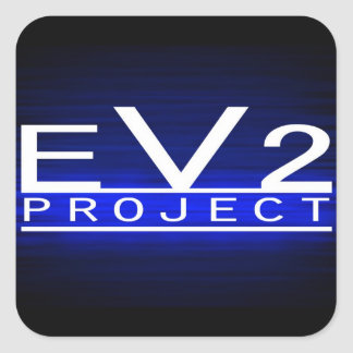 ¡Pegatinas del proyecto EV2