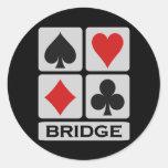 Pegatinas del puente
