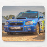 Pegatinas del STi SWRT de Subaru Impreza Tapetes De Raton