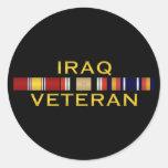 Pegatinas del veterinario de Iraq