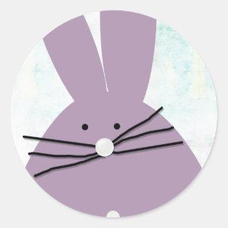 Pegatinas felices de Pascua