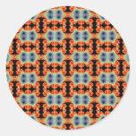 Pegatinas infinitos del mosaico