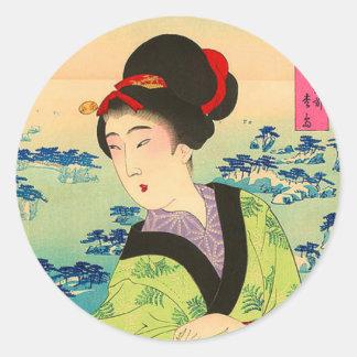 Pegatinas japoneses
