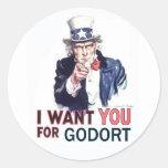 Pegatinas - le quiero para GODORT