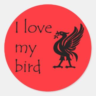Pegatinas - Liverpool Liverbird