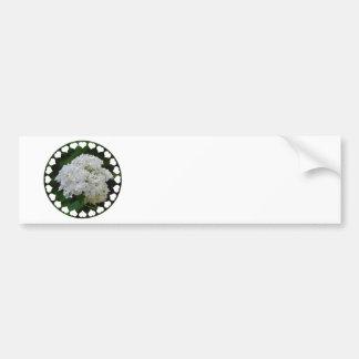 Pegatinas para el parachoques blancas de los Hydra Pegatina De Parachoque