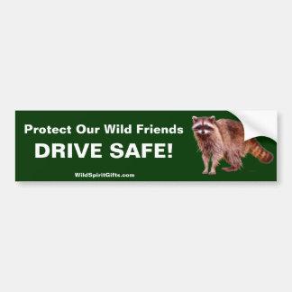 Pegatinas para el parachoques de la PROTECCIÓN del Etiqueta De Parachoque