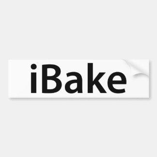 pegatinas para el parachoques del iBake Pegatina Para Auto
