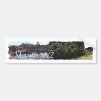 Pegatinas para el parachoques NZ Pegatina Para Auto