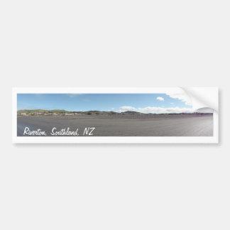Pegatinas para el parachoques NZ, Riverton Pegatina Para Auto