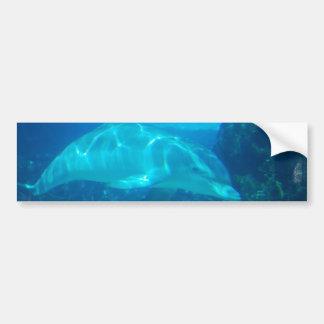 Pegatinas para el parachoques subacuáticas del del pegatina para auto