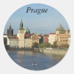 Pegatinas Praga de la República Checa de Praga
