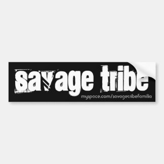 Pegatinas salvajes de la tribu pegatina para auto