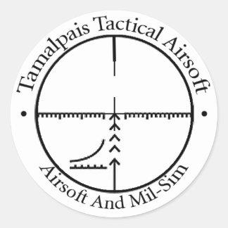 Pegatinas tácticos de Tamalpais Airsoft