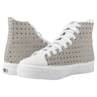 Pegboard High Tops!! High-Top Sneakers